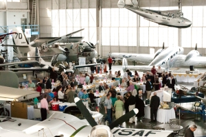 MAPS Air Museum event photography