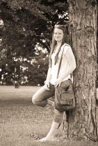 cleveland senior photos portraits